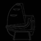 разрез  - KAROLINA P - для продажи хлебобулочных изделий