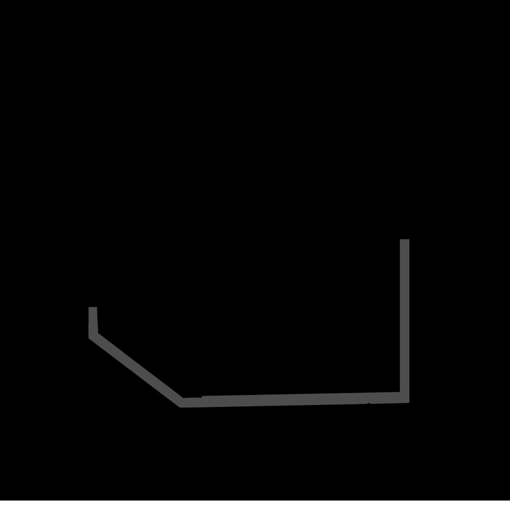 разрез  - KUBUS NT - Низкотемпературная витрина для замороженной продукции