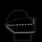 Bočný rez - NEWKLARA P - Predaj pekárenského tovaru