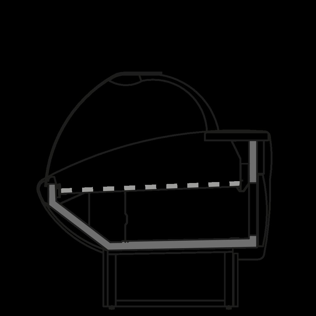 Seitenschnitt - NEWKLARA P - Verkauf von Backwaren