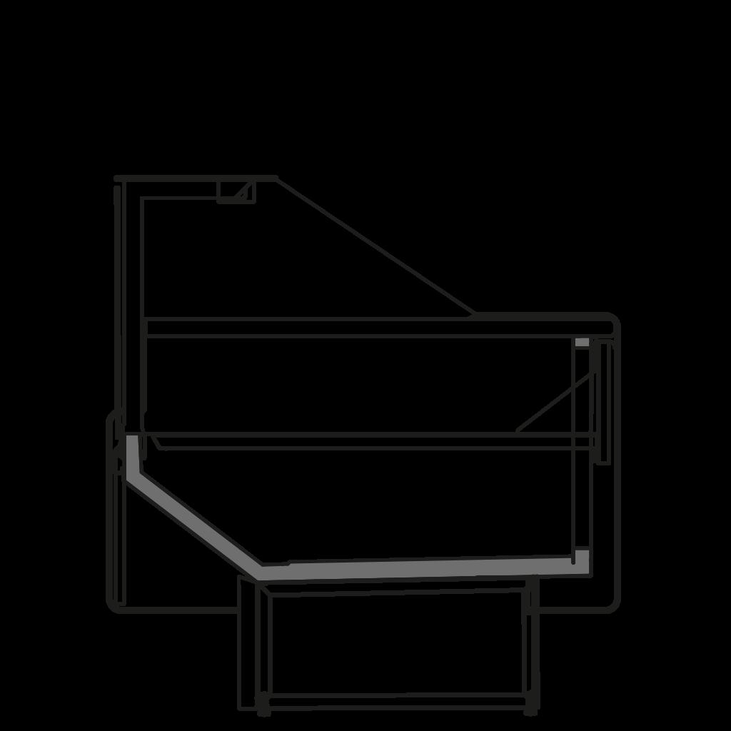 Seitenschnitt - NEWZITA PIZZA - Verkauf von Backwaren
