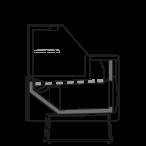 разрез  - NEWZITAmini P - для продажи хлебобулочных изделий