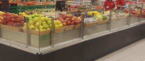 Obslužné vitríny KUBUS MP - Auchan Riviera - 2017-04-26 18:43:09