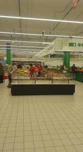Pastorkalt a.s. - fotogaleria Auchan Riviera KUBUS MP - Auchan Riviera