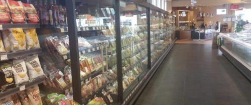 Wall positioned cases remote KALIFORNIA Q 450 M2 - Denns