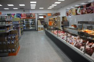 Pastorkalt a.s. - fotogaleria SUPERMARKET Hlohovec KUBUS V - Supermarket Hlohovec