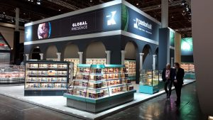 Pastorkalt a.s. - fotogaleria Wall positioned cases plug in EUROSHOP 2020 SOFIA