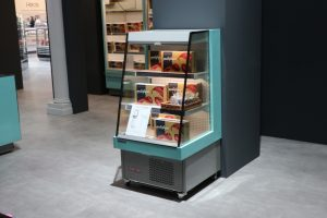 Pastorkalt a.s. - fotogaleria Wall positioned cases plug in EUROSHOP 2020 SOFIA 1300